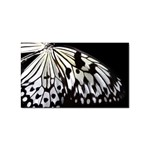 butterfly-pop-art-print-13 Sticker (Rectangular)