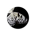 butterfly-pop-art-print-13 Magnet 3  (Round)