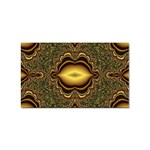 brown_fantasy-958468 Sticker (Rectangular)