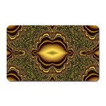 brown_fantasy-958468 Magnet (Rectangular)