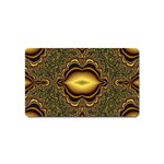 brown_fantasy-958468 Magnet (Name Card)