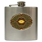 brown_fantasy-958468 Hip Flask (6 oz)