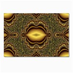 brown_fantasy-958468 Postcards 5  x 7  (Pkg of 10)