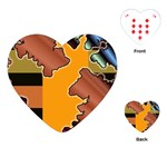 colordesign-391598 Playing Cards (Heart)