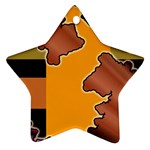 colordesign-391598 Star Ornament (Two Sides)