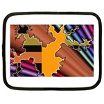 colordesign-391598 Netbook Case (XL)
