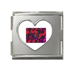 intensive_liquid-104671 Mega Link Heart Italian Charm (18mm)