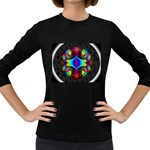 Aloe%20Heat-891123 Women s Long Sleeve Dark T-Shirt