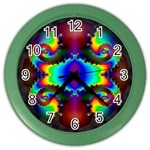 Aloe%20Heat-891123 Color Wall Clock