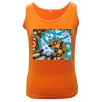 Color_Magma-559871 Women s Dark Tank Top