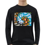 Color_Magma-559871 Long Sleeve Dark T-Shirt