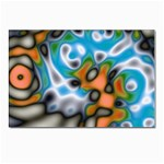 Color_Magma-559871 Postcards 5  x 7  (Pkg of 10)