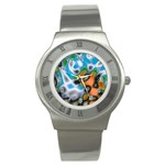 Color_Magma-559871 Stainless Steel Watch