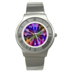 Bounty_Flower-161945 Stainless Steel Watch