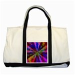 Bounty_Flower-161945 Two Tone Tote Bag