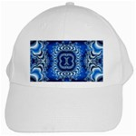 bluerings-185954 White Cap
