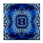 bluerings-185954 Tile Coaster