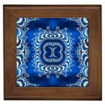 bluerings-185954 Framed Tile
