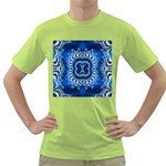 bluerings-185954 Green T-Shirt
