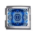 bluerings-185954 Mega Link Italian Charm (18mm)