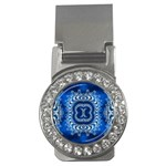 bluerings-185954 Money Clip (CZ)