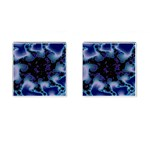 blue%20design%20wave%202-662985 Cufflinks (Square)