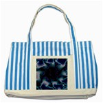 blue%20design%20wave%202-662985 Striped Blue Tote Bag