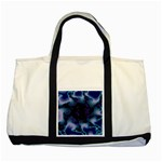 blue%20design%20wave%202-662985 Two Tone Tote Bag