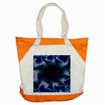 blue%20design%20wave%202-662985 Accent Tote Bag