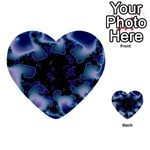 blue%20design%20wave%202-662985 Multi-purpose Cards (Heart)