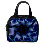 blue%20design%20wave%202-662985 Classic Handbag (One Side)