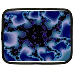 blue%20design%20wave%202-662985 Netbook Case (XL)