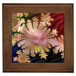 abstract-flowers-984772 Framed Tile