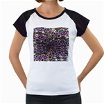 abstract_formula_wallpaper-387800 Women s Cap Sleeve T