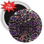 abstract_formula_wallpaper-387800 3  Magnet (10 pack)