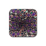 abstract_formula_wallpaper-387800 Rubber Coaster (Square)