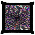 abstract_formula_wallpaper-387800 Throw Pillow Case (Black)