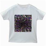 abstract_formula_wallpaper-387800 Kids White T-Shirt