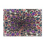 abstract_formula_wallpaper-387800 Sticker (A4)