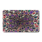abstract_formula_wallpaper-387800 Magnet (Rectangular)
