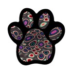 abstract_formula_wallpaper-387800 Magnet (Paw Print)