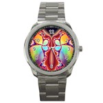 Cyber_Mirror-364694 Sport Metal Watch