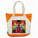 Cyber_Mirror-364694 Accent Tote Bag