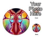 Cyber_Mirror-364694 Multi-purpose Cards (Round)