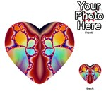 Cyber_Mirror-364694 Multi-purpose Cards (Heart)
