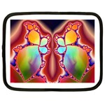 Cyber_Mirror-364694 Netbook Case (XL)