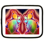 Cyber_Mirror-364694 Netbook Case (XXL)
