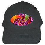 Cool_Fractal-818879 Black Cap