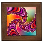 Cool_Fractal-818879 Framed Tile