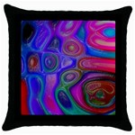 space-colors-2-988212 Throw Pillow Case (Black)